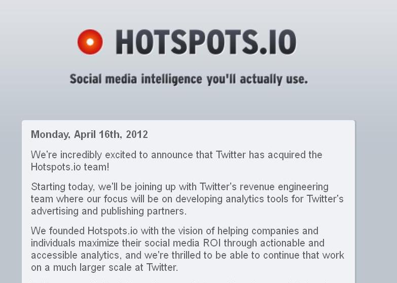 hotspots Analyticpedia Twitter Adopts the Google Way